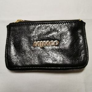 New! Mimco leather key holder / coin purse